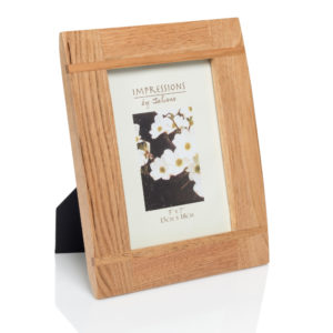 "5x7 natural wood frame 03 300x300 - 6"" x 4"" Natural Wood Photo Frame"