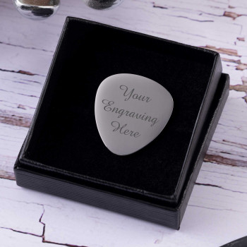 Plectrum in a Gift Box