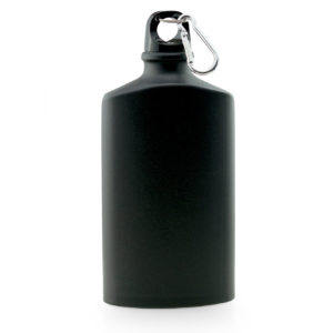 Black Water Flask / Canteen