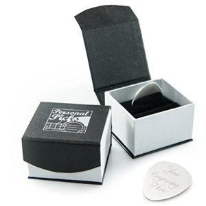 Personal Picks Plectrum In Magnetic Box