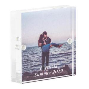 3x3 acrylic frame 02 1 300x300 - 3x3 Acrylic Photo Frame