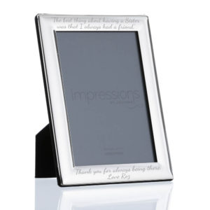 5x7 silver plated curved edge frame 03 1 300x300 - 5 X 7 Silver Plated Curved Edge Photo Frame
