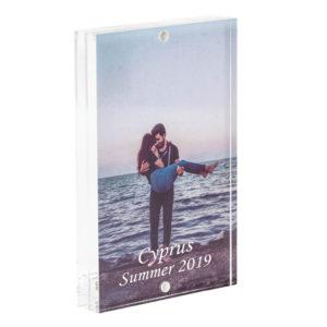 6x4 acrylic frame 02 1 300x300 - 6''x4'' Acrylic Photo Frame