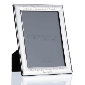6x8 silver plated curved edge frame 03 2 300x300 - Silver Plated Curved Edge Photo Frames