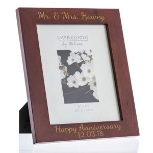 8x10 rosewood frame 03 1 300x300 - Rosewood Photo Frames