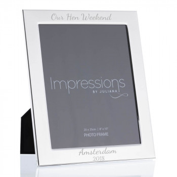 8x10 silver flat edge frame 03 1 350x350 - Silver Plated Flat Edge Photo Frames
