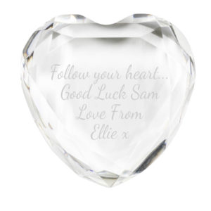 glass heart paperweight 01 1 300x300 - Glass Heart Crystal Paperweight