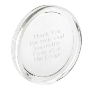 glass round paperweight 02 1 300x300 - Glass Round Paperweight/Award