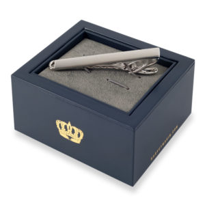 tie clip gift box 02 300x300 - Brushed Finish Tie Clip In Packaging