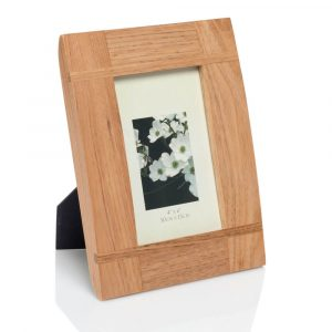 "4x6 natural wood frame 03 300x300 - 6"" x 4"" Natural Wood Photo Frame"