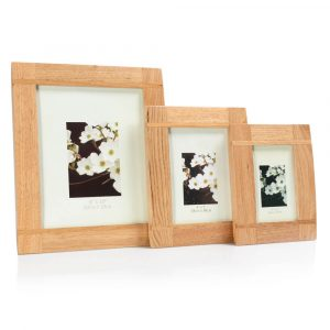 8x10 natural wood frame 05 web 300x300 - Natural Wood Photo Frames