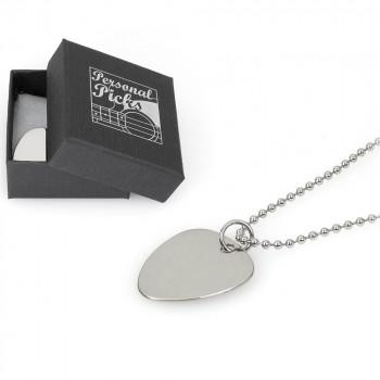 Design your own plectrum necklace