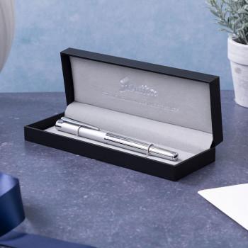 Stratton Two tone Pen boxed