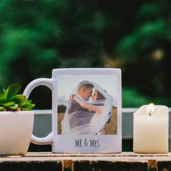 Personalised mug with your photo