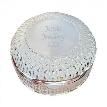 Round Pearl Trinket