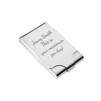 Personalised Pocket Cigarette Case